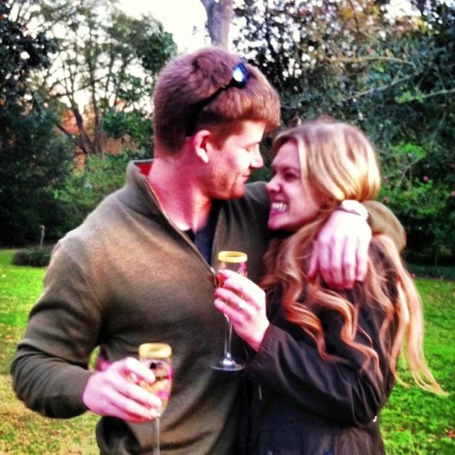 Gordon Beckham&Brittany Fletcher-20130717