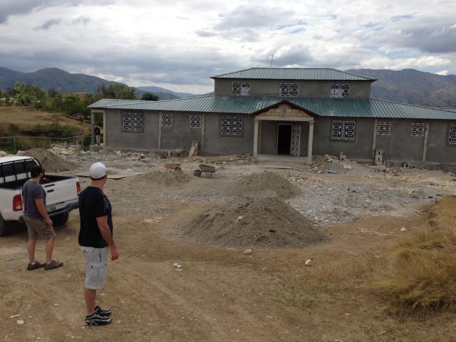 Ephraim Orphan Project Building