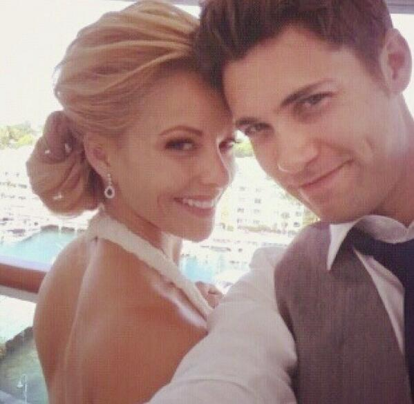 photos of drew seeley and amy paffrath�s wedding btscelebs