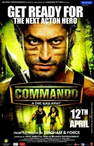 Commando-Poster-Bollywood