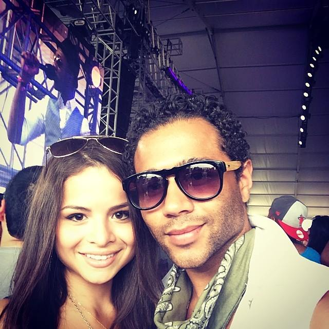 Credit: Corbin Bleu's Official Facebook