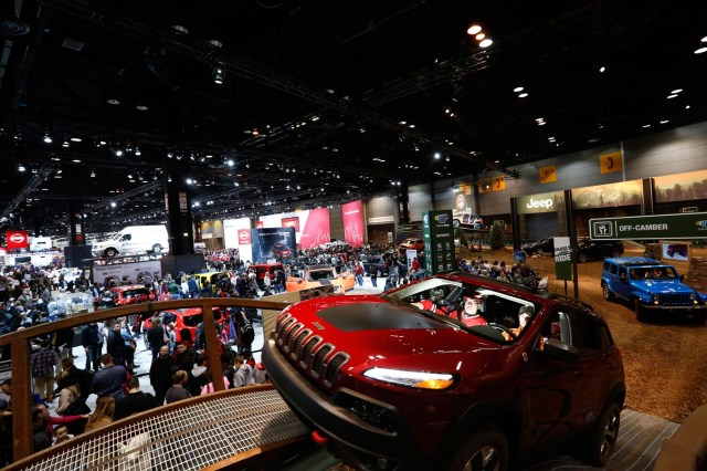 Photo Credit: 2016 Chicago Auto Show