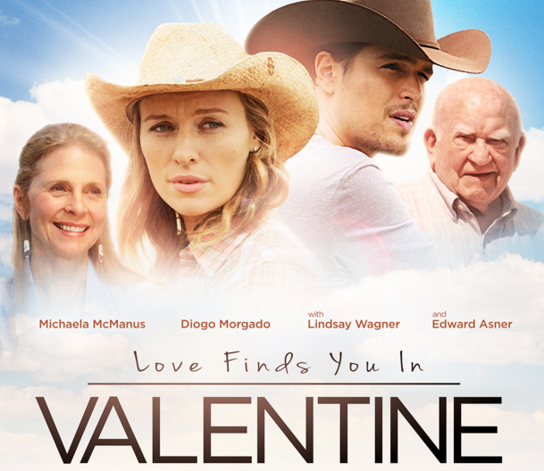 "Love Finds You Quote: Diogo Morgado And Ed Asner's ""Love Finds You In Valentine"