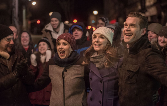 The Rooftop Christmas Tree >> Movie Review The Rooftop Christmas Tree Btscelebs